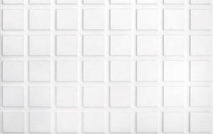 Placa de techo de fibra mineral (AA-004)