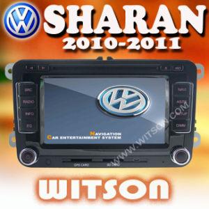 Witson Selbst-GPS Navigatgion für VW Sharan W2-D723V