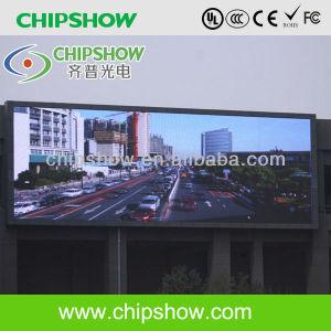 Ventes chaud Chipshow P16 Affichage LED de plein air de haute qualité