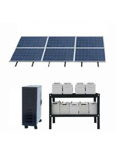 Zonne Photovoltaic Systeem 500W (Engels-SG500)