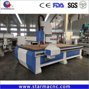 スキャン端の検索システムが付いている木工業の彫版及び切断CNCのルーター