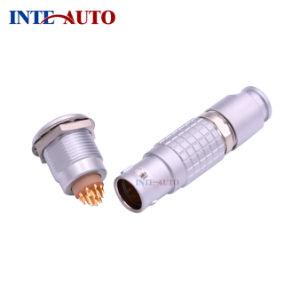 自動車速いプッシュプル金属Odus 14の方法コネクター
