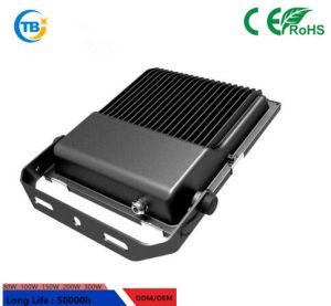 Heißes verkaufendes ultradünnes LED Flut-Licht der Shenzhen-Fabrik-50With100W IP67