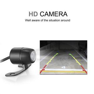 1つの逆に付き熱い販売の2つカメラの卸売を逆転させる170度のバックアップ車