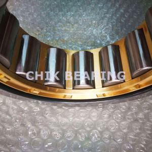Roulements à rouleaux cylindriques en acier chromé pour les grandes boîtes de vitesses Nu420