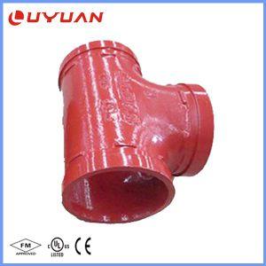 ASTM A536 tubo de hierro dúctil t