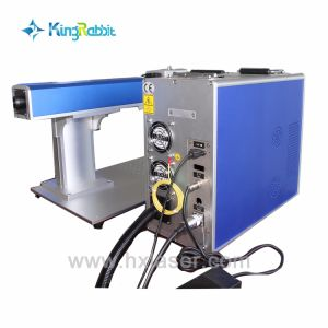 金属のための20Wファイバーレーザーの彫版かマーキング機械