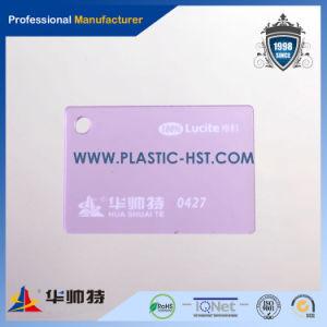Hot Sell High quality 100% Lucite Material Acrílico Folha Cast Acrílico