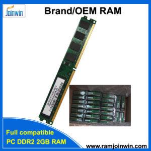 Модули памяти DDR2 800 Мгц емкостью 2 ГБ оперативной памяти для настольных ПК