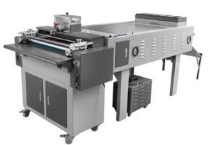macchina di rivestimento UV di cristallo di formato largo 36
