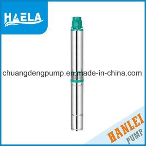 고압 펌프 0.75kw 1HP 깊은 우물 잠수할 수 있는 수도 펌프