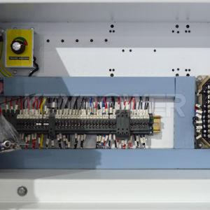 250kVA insonorizados conjunto gerador a diesel 50Hz com Controlador de Profundidade