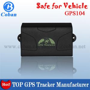 GPS Tracker Magnetic, van Waterproof GSM/GPRS/GPS GPS104 /Tk104 Vehicle Truck van Coban GPS Tracker met Cut off Engine