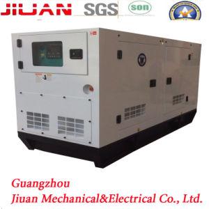 100kVA 200kVA 250kVA 30kVA 50kVA 60kVA 80kVA Guangzhou Potência preço de fábrica do grupo gerador diesel eléctrico silenciosa Venda Albânia