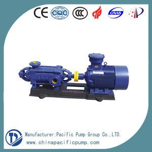 D/DG Pluriétagé horizontale haute pression de pompe à eau électrique