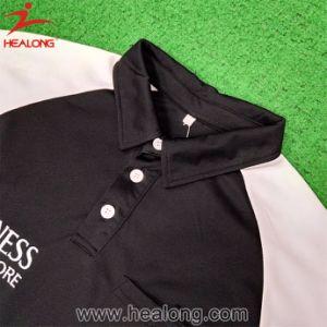 Healong 가져오기 잉크 디지털에 의하여 인쇄되는 골프 셔츠