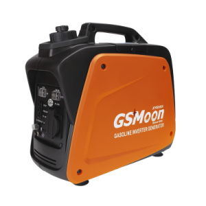 4-Stroke gasolina generador de convertidor de corriente con USB