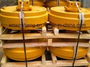 La Chine le fournisseur du tendeur avant / arrière avec dispositif de tension du tendeur de machinerie de construction de l'excavateur Kubota 15 pièces de rechange du châssis porteur de nivelage