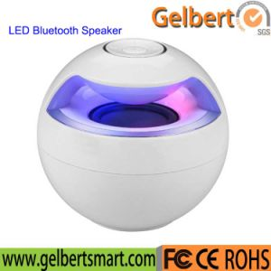 LED do alto-falante Bluetooth sem fio Mini Portable Super Bass