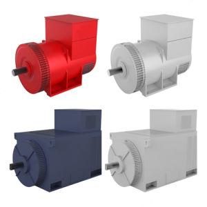Brushless Magnetische Diesel Alternators met de Automatische Regelgever van het Voltage Mx321