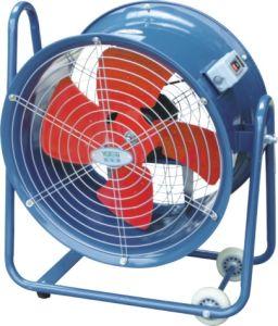 Ventilatore assiale portatile industriale del ventilatore di CA Exhaut