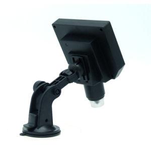 Microscopio con cámara digital USB 4.3 pulgadas OLED de 600X