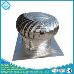L'exécution automatique du ventilateur de la turbine de ventilateur de toit