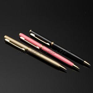 다채로운 승진 선물 교무실 우아한 점액 문구용품 금속 펜 58