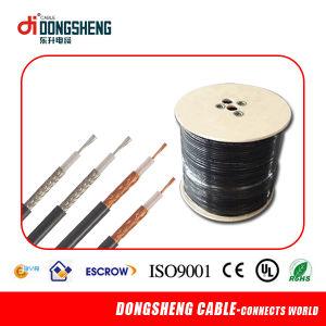 Rg11/Rg59/RG6 cavo coassiale (UL ISO9001 di RoHS del CE)