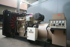 1400kVA de Diesel van Cummins ReserveMacht 1550kVA van de Generator