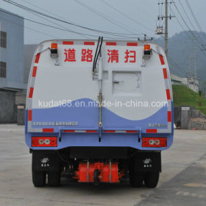 Смонтированные на грузовиках дороги швабры швабра дорожного движения дизельного двигателя 5080tsl