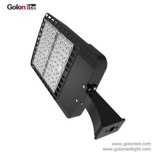 Shoeboxの据え付け品の照明200W商業LED駐車場ライト