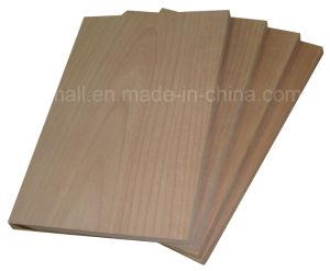 Alta Qaulity Beech enchapado MDF (fibra de densidad media) para los muebles