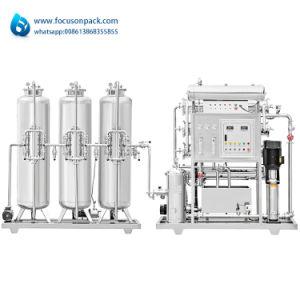 A purificação da água de Tratamento de Água do Filtro de Água de osmose inversa do equipamento do sistema