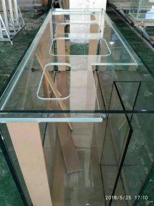 ガラス処理のための機械を切り分けるZxx-1325b十分に自動CNC