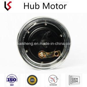 Kshm013 36V/48V/60V Motor Harley 350W-800W Cubo eléctrico del motor para Moto