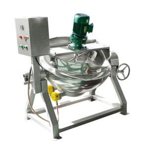Cottura del prezzo rivestito della caldaia dell'olio elettrico elettrico della caldaia