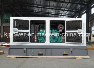 180kVA générateurs silencieux avec moteur diesel Cummins