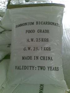 De Fabriek van het Bicarbonaat van het Ammonium van de Rang van het Voedsel ABC