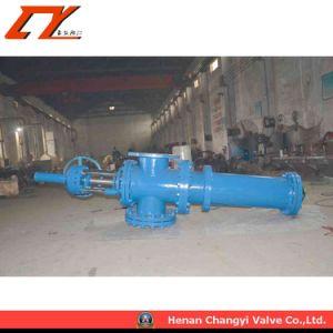 precio de fábrica de fundición de alta calidad de la válvula de lodos
