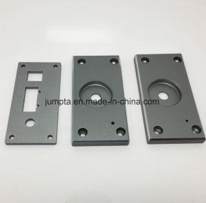 CNC 기계로 가공 냉각 알루미늄 쉘에 의하여 양극 처리되는 지상 실크 스크린 Laser 조각 OEM 알루미늄 기계 부속품을 각인하는 알루미늄 상자 종판