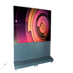 Enjoliveur 5,3 mm 46pouces Yashi épissage mur vidéo LCD affichage publicitaire
