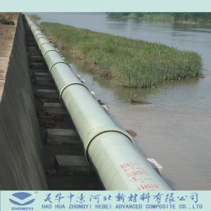 De Samengestelde Pijp van het Zand FRP voor Watervoorziening