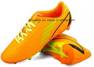 Calzado botas de fútbol de los hombres Zapatos de fútbol (941)
