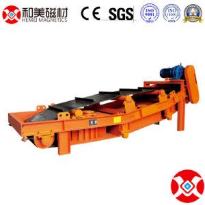 Separatore magnetico a pulizia automatica della pietra/cemento/sabbia macchina d'estrazione