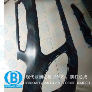 Picanto 2011 Luz de nevoeiro da grelha de pára-choques dianteiro caso