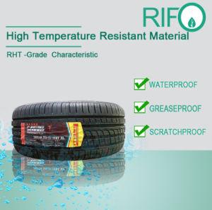 耐久性の高温抵抗力がある白いラベルのタイヤの治療のラベルロールスロイス