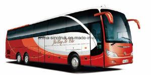 Cummins Engineが付いている6*2 6車輪の大きい販売贅沢なバス長いコーチ
