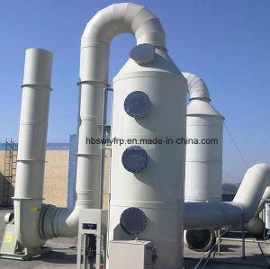 Gaszuiveraar GRP FRP voor het Schoonmaken van het Gas van het Afval