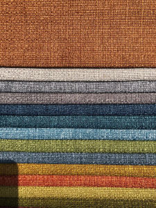 100%canapé Tissu polyester 260GSM (EO193)